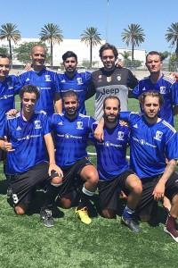 Champions of the SMASL Summer Season
